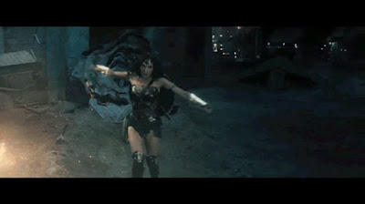 A century ago she walked away from mankind Now Wonder Woman returns