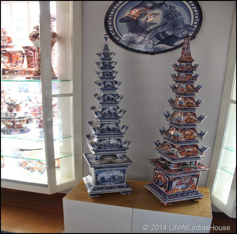 Delftware tulipiere 5