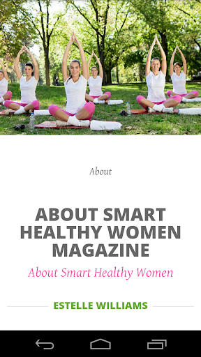 Smart Healthy Women Magazine