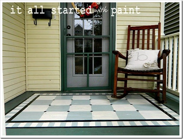 Painted Porch Rug For Blog Longer 600x450 2