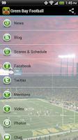 Screenshot of Green Bay Football