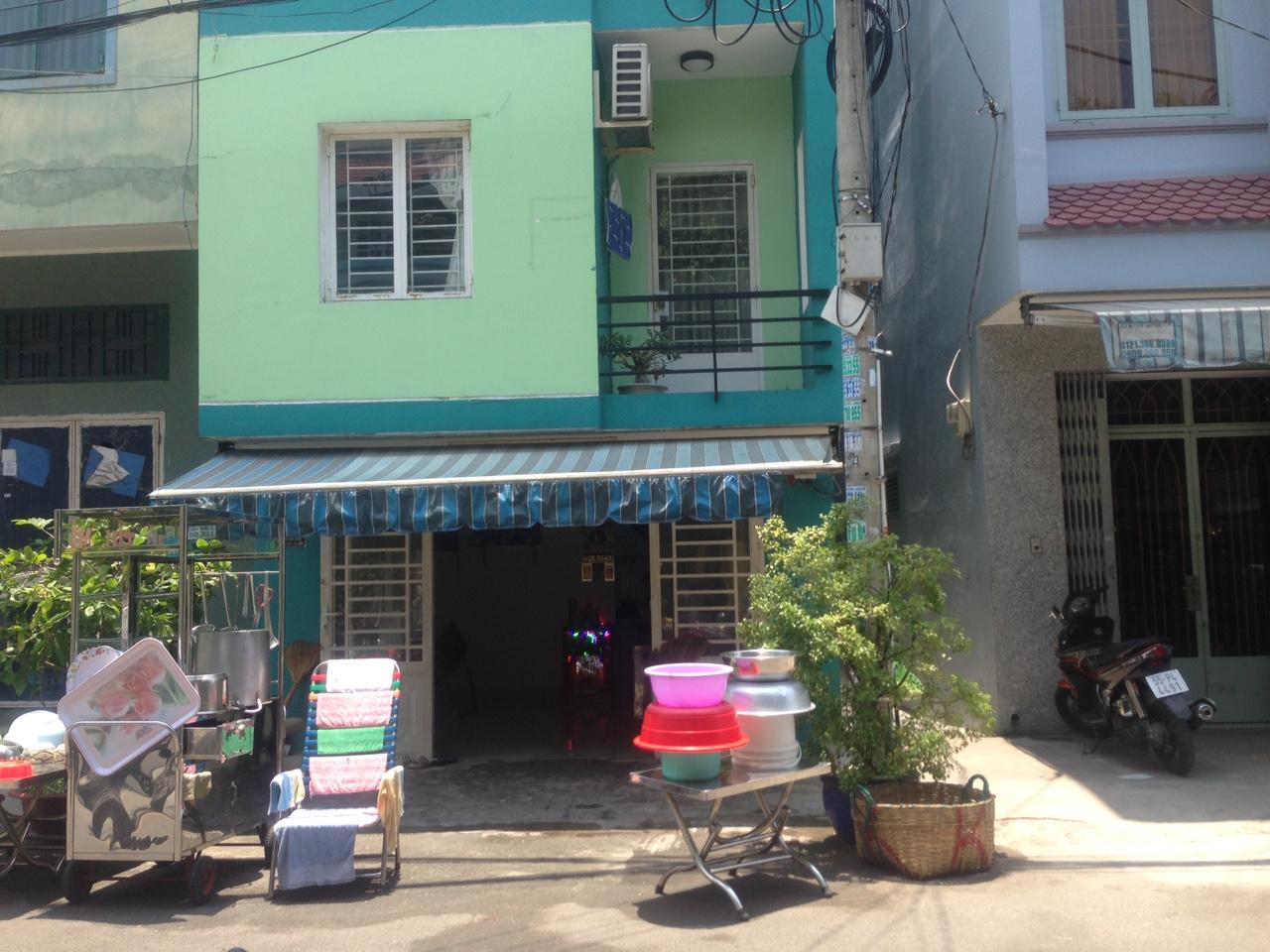 Nhà Phố Mặt Tiền Đường Phan Văn Năm Quận Tân Phú 05