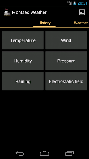 【免費天氣App】Montsec Weather-APP點子