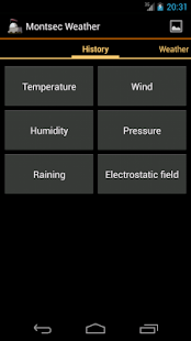Montsec Weather- screenshot thumbnail