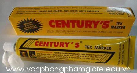 Bút đánh dấu Century's Tex Marker