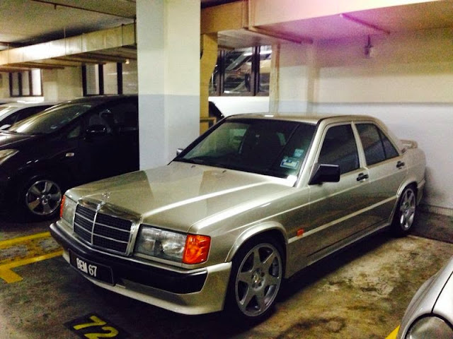 Motoring Malaysia Our Cars W201 Mercedes Benz 190e 2 3 8v Sold