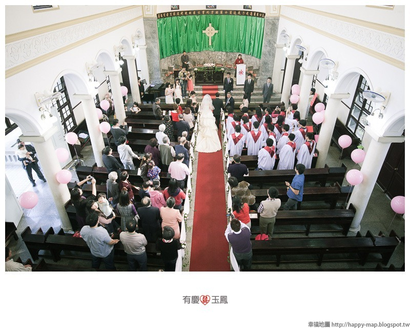 幸福地圖_台南教堂婚禮-41