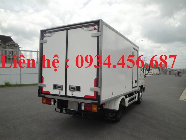Giá xe Hyundai N250 thùng đông lạnh