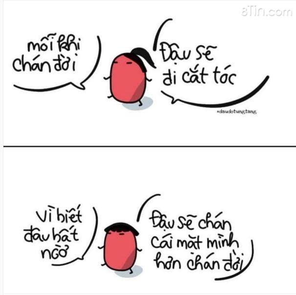 Khi mị cảm thấy chán đời :)))