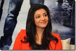 Cute Kajal Agarwal Interview about Baadshah Movie Photos
