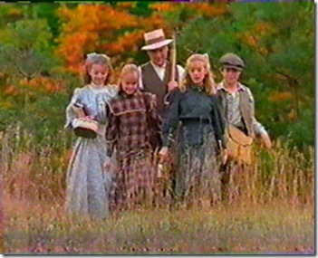 Sarah Stanley and the King Clan from Road to Avonlea