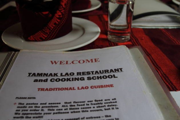 Tamnak Lao Restaurant - Great place to eat Lao Food