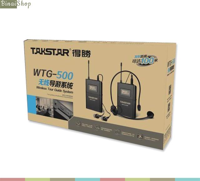 Takstar WTG-500