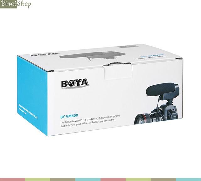 Boya BY-VM600