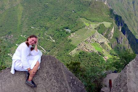 Iunia Pasca:  Macchu Picchu