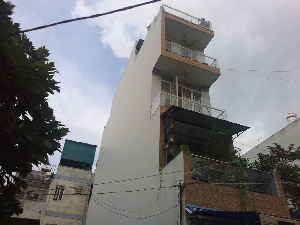 Bán nhà Mặt Tiền Đường 13 mét Quận Tân Phú 005
