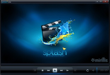 Free Splash HD Media Player Download