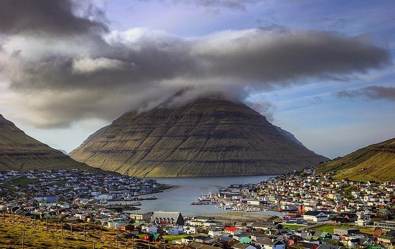 Image result for klaksvik faroe islands