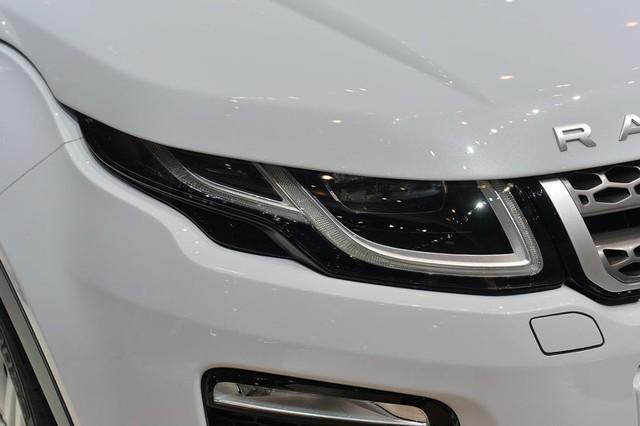 Xe Range Rover Evoque siêu tiết kiệm nhiên liệu 03
