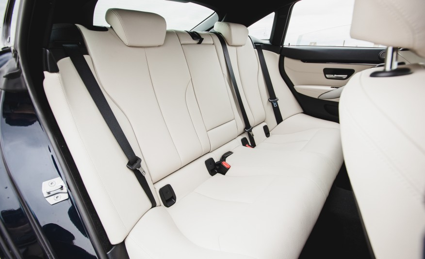 Nội thất xe BMW 420i Gran Coupe new model 05