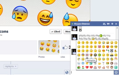 emoticoane noi facebook