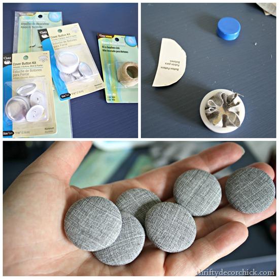 DIY custom buttons