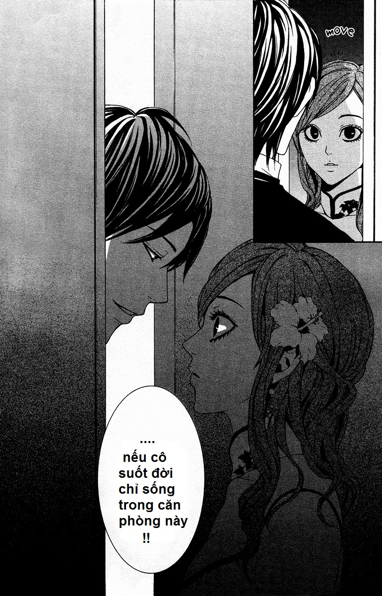 Mayonaka No Ariadone Chap 006