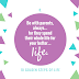Be with parents.. #10GoldenStepsOfLife @SrishtiPub @AuthorsOwn #life #quote