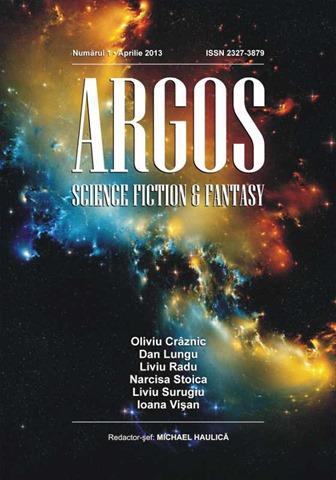 Revista Argos numarul 1, aprilie 2013
