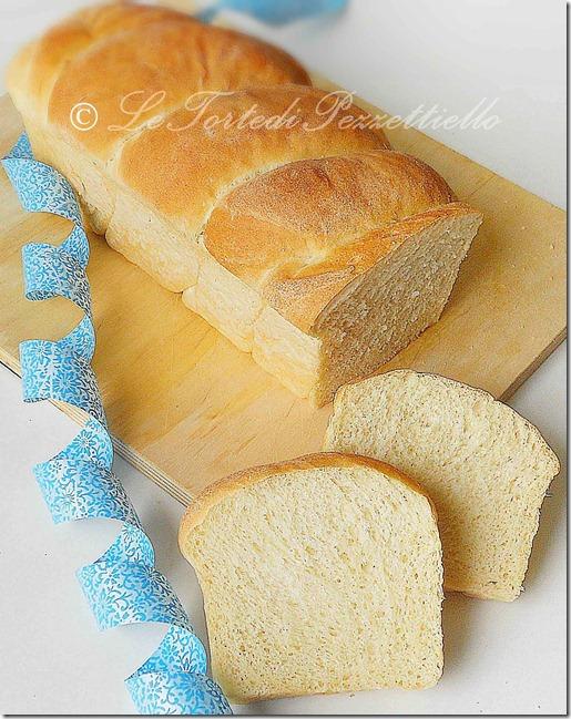 Treccia di pane con metodo Tang Zhong