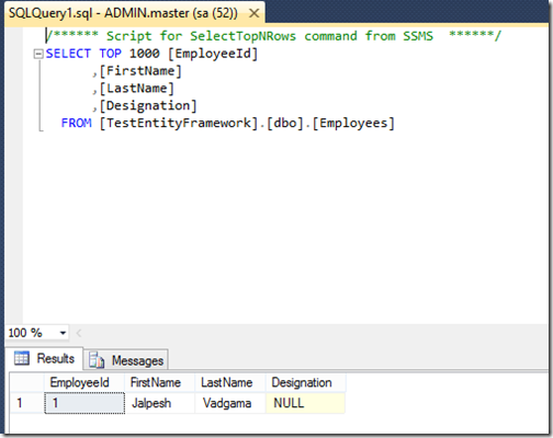 employee-table-data-entity-framework-private-setters