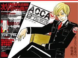 ACCA: 13 ku Kansatsu ka