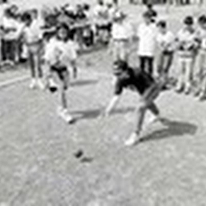 Bola canaria - (Juegos Tradicionales Canarios)