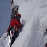 雪壁10m