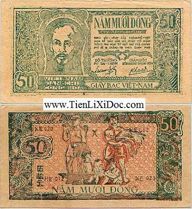 50 Đồng Cụ Hồ 1948