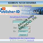 source code kamus indonesia jawa sunda menggunakan php mysql
