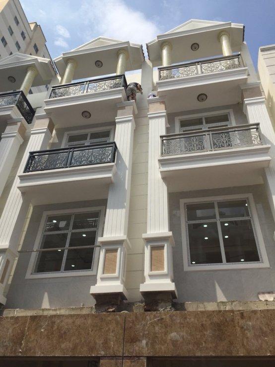 Bán nhà 1 trệt 3 lầu hẻm ô tô Phạm Văn Đồng Quận Thủ Đức, diện tích 4m x 13,6m  - 7