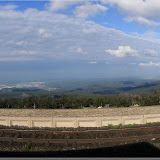 Blick vom Brocken nach Osten