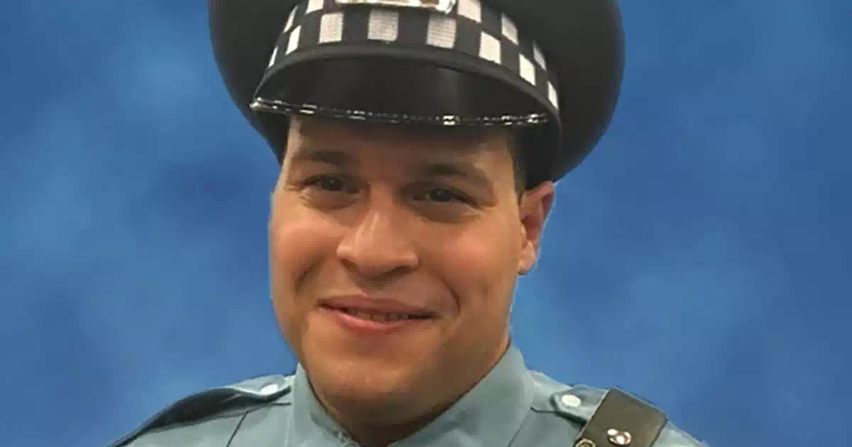Cảnh sát viên Samuel Jimenez