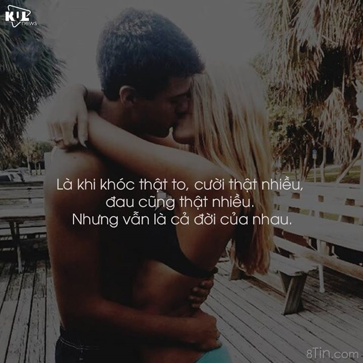 Khi yêu một người sẽ như thế nào <3