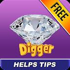 Diamond Digger Saga Helps Tips