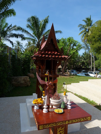 Traditional Thailanda: casa spiritului Beyond Resort Krabi