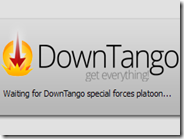 DownTango semplice download manager per Windows che si integra col browser