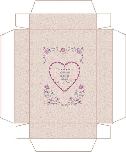 Moldes Envelopes Para Imprimir Colorir E Aprender