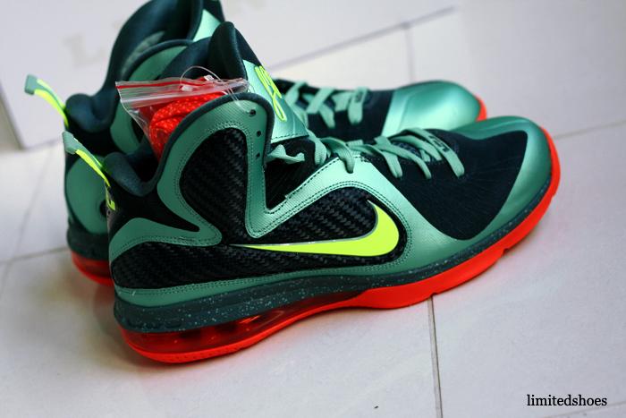 ... Nike LeBron 9 8220Cannon8221 aka 8220PreHeat8221 Finally with Decent  Photos ... f1bc5395e
