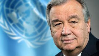 António Guterres, Tổng thư ký LHQ