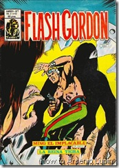P00025 - Flash Gordon v2 #42