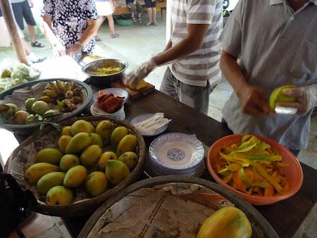 Imagini Delta Mekongului: Fructe exotice Vietnam