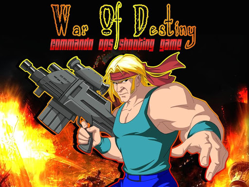 War Of Destiny - Commando Ops