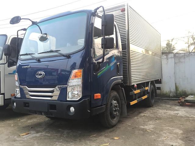 Xe tải 2,5 tấn Teraco 250 thùng kín